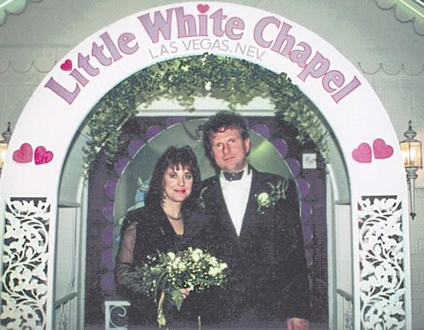 Со вторым мужем Райнером Хаасом