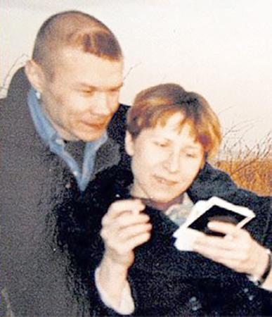 Александр Баширов и Инна Волкова