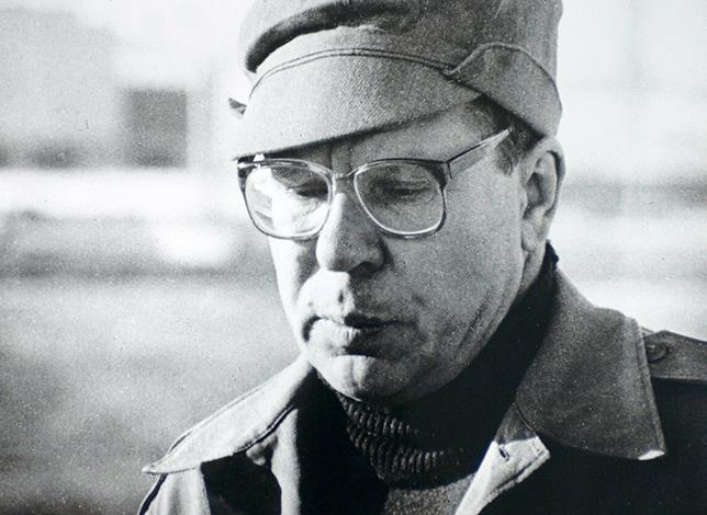 Ученый-химик Валерий Легасов