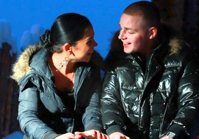 Екатерина Колисниченко и Денис Лысенко