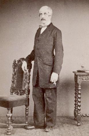 Муж — лорд Лавлейс (Уильям Кинг)