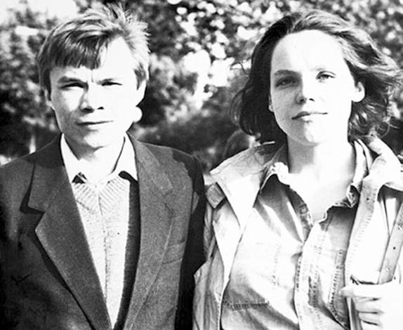 Александр Баширов и Мария Ценскен