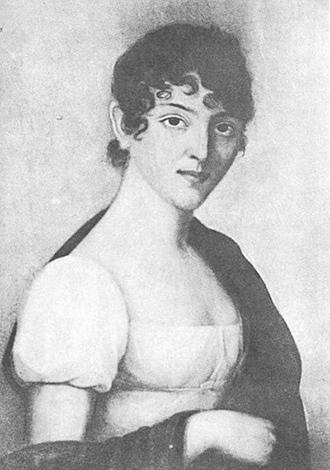 Вторая жена Минна