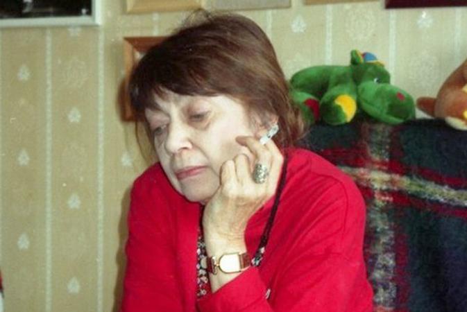 Елизавета Даль в последние годы жизни
