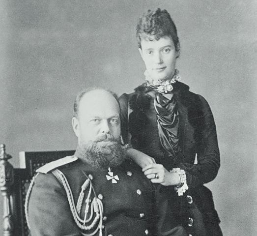 Родители — Александр III и Мария Фёдоровна