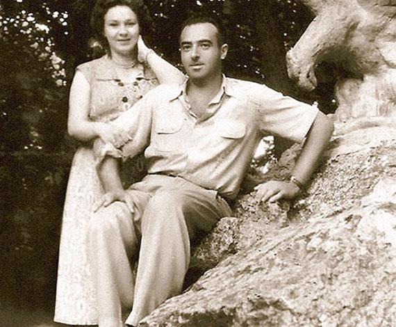 Родители — Нина Крайнова и Владимир Этуш