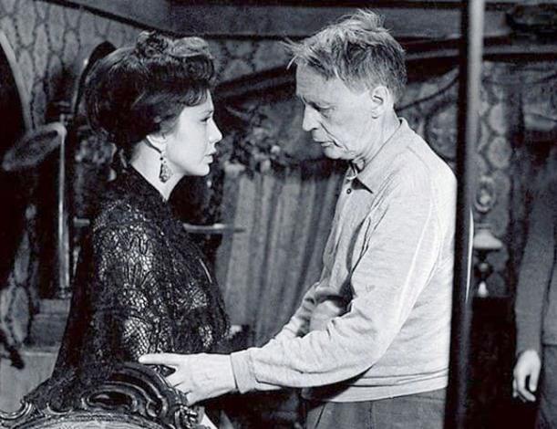 Лионелла Скирда и Иван Пырьев