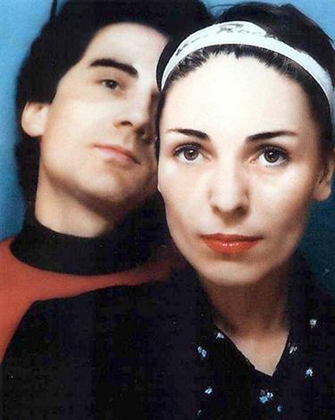 Жанна Агузарова и Николай Полторанин
