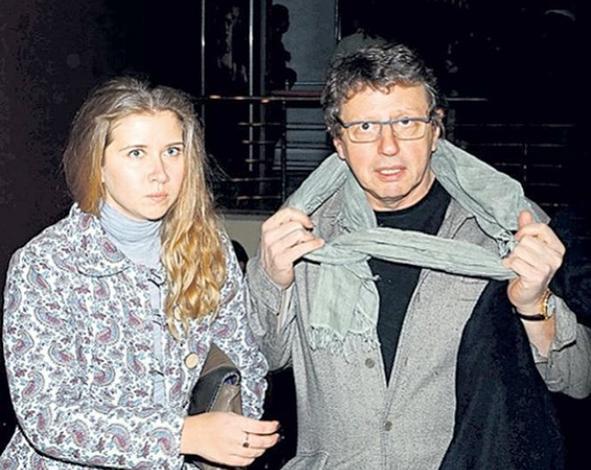 Михаил Ширвиндт и Анастасия Пономарева