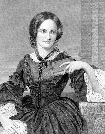Посмертный портрет 1873 г., по рисунку Джорджа Ричмонда
