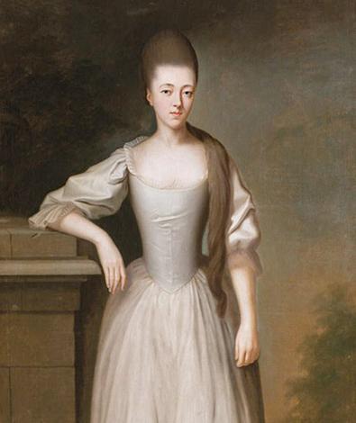 Княгиня Наталья Алексеевна. Портрет 1775 г.