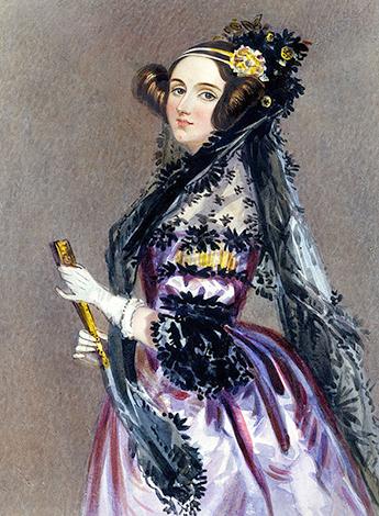 Портрет 1840 г.