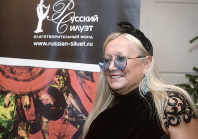 В фонде «Русский силуэт»