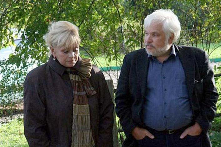 Татьяна Егорова и Сергей Шелехов