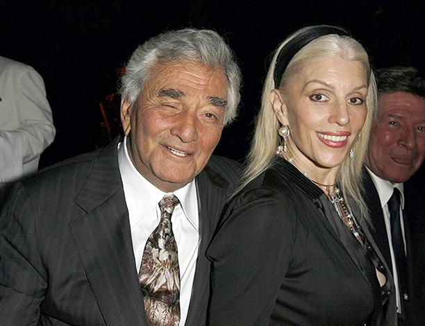 Со второй женой Шерой