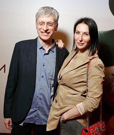 Сергей Ливнев и Алика Смехова