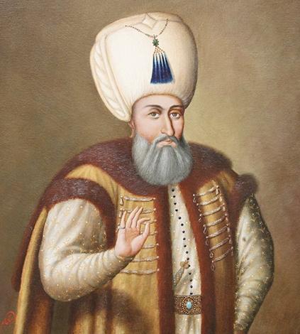 Сын – Сулейман I