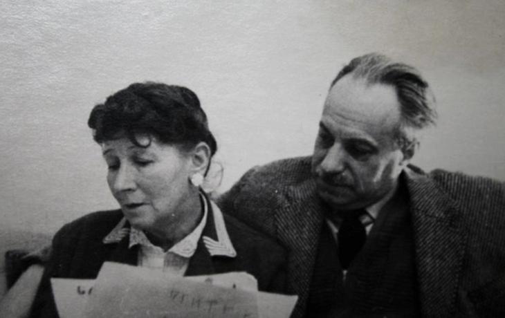 С Константином Топуридзе