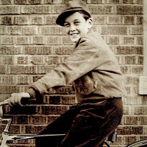 Стэн Ли в юности