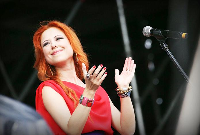 Певица Юта