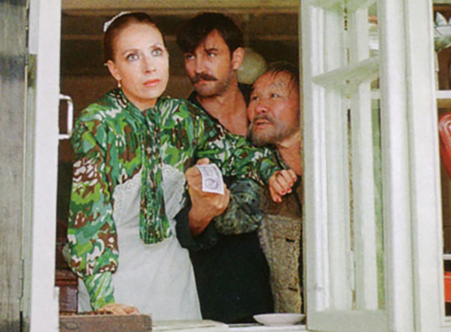 В фильме «Валентина» (1980)