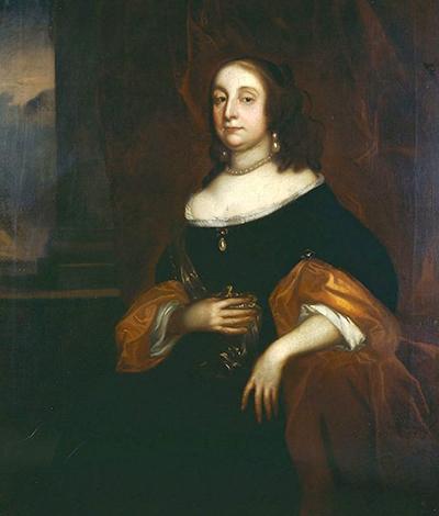 Портрет жены Элизабет Буршье