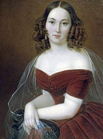 Елизавета Александровна Загряжская