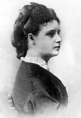 Жена — Анна Егоровна