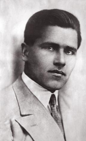 Михаил Янгель в 1931 г.