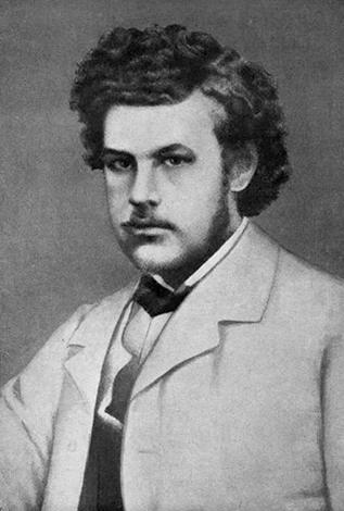 Василий Докучаев во время учебы в семинарии, 1860-е г.