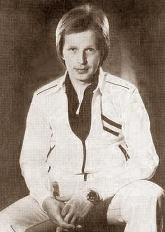 Игорь Иванов в молодости