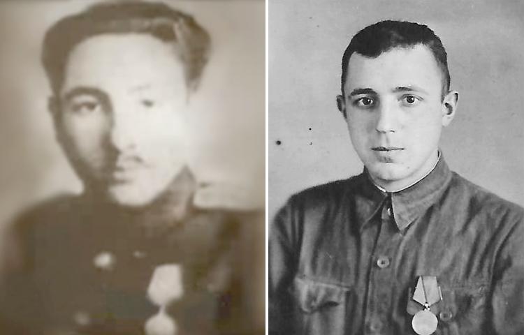Эрнст Неизвестный в годы войны