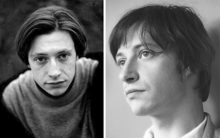 Кирилл Пирогов в молодости
