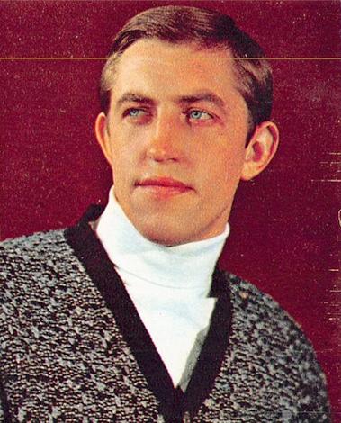 Борис Михайлов в молодости