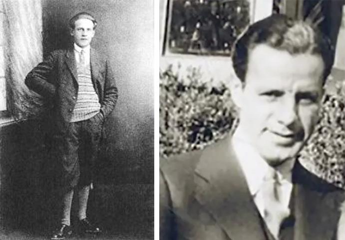 Оскар Шиндлер в юности и молодости