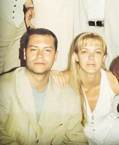 Светлана и Федор в молодости