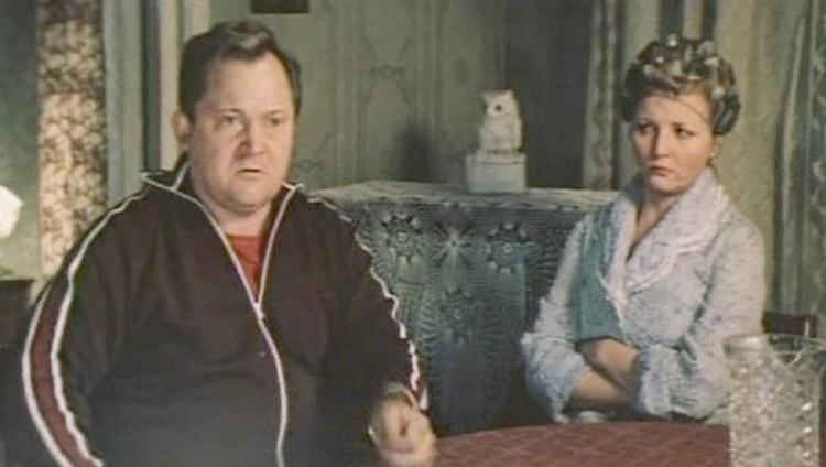 В фильме «Зина-Зинуля» (1986)
