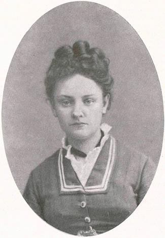 Елизавета Герцен-Огарева (1870-ые)