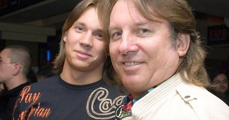 Олег Лоза с отцом