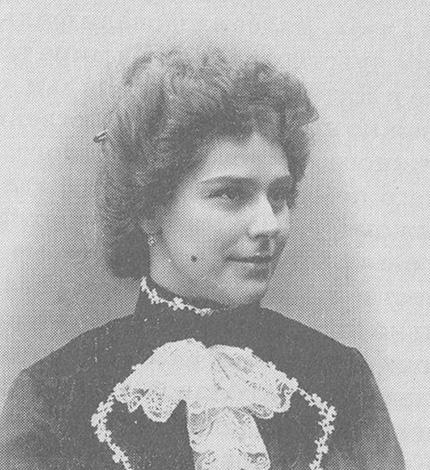 Первая жена — Антонина Николаевна
