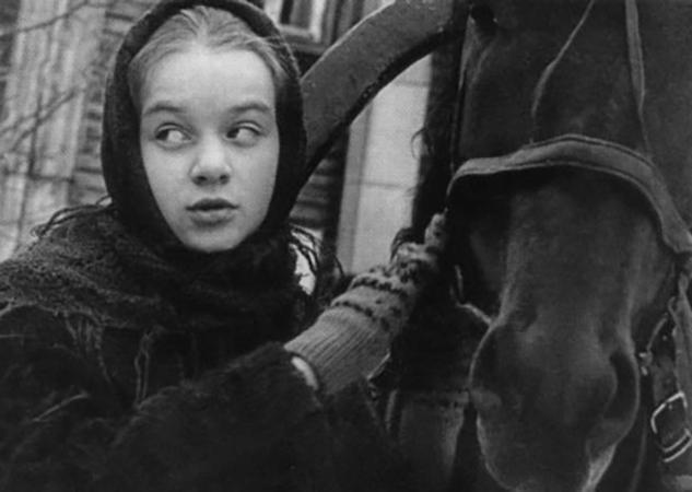 В телеспектакле «Девочка, где ты живешь?» (1982)