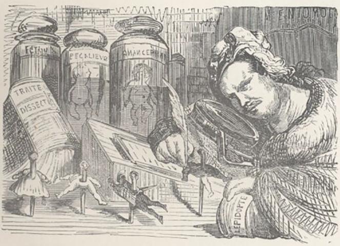 Иллюстрация к роману «Гаргантюа и Пантагрюэль»