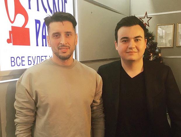 Руслан Тагиев и Тимур Карабаев