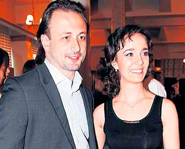 Илья Авербух и Валерия Ланская