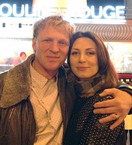 Сергей Писаренко и Марина Городецкая