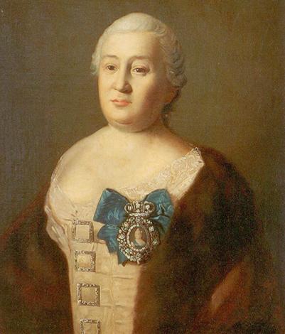 Жена — Мавра Егоровна Шувалова