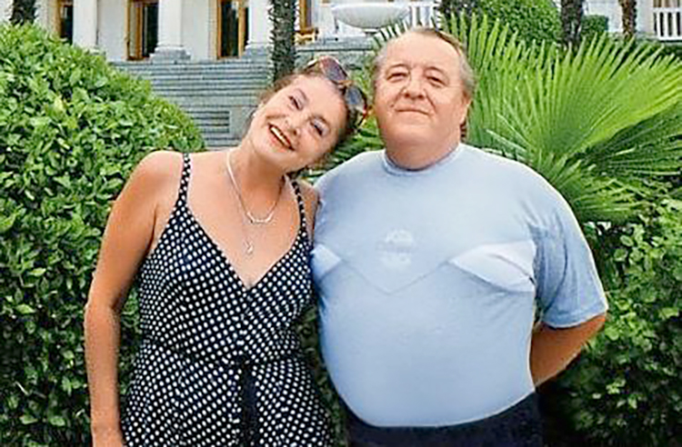 Валерия Заклунная и Александр Мироненко