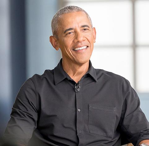 Барак Обама в наши дни