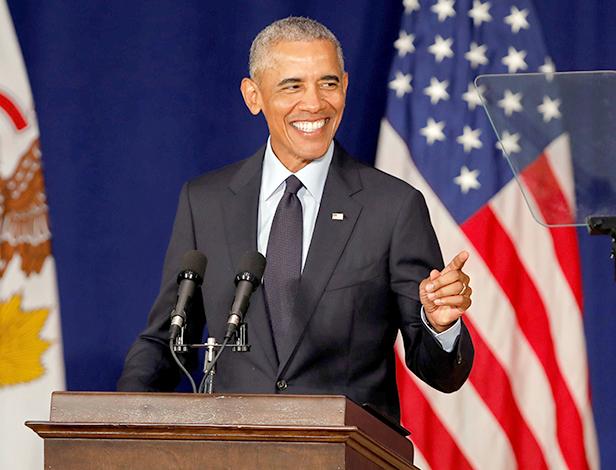 Барак Обама в должности президента США