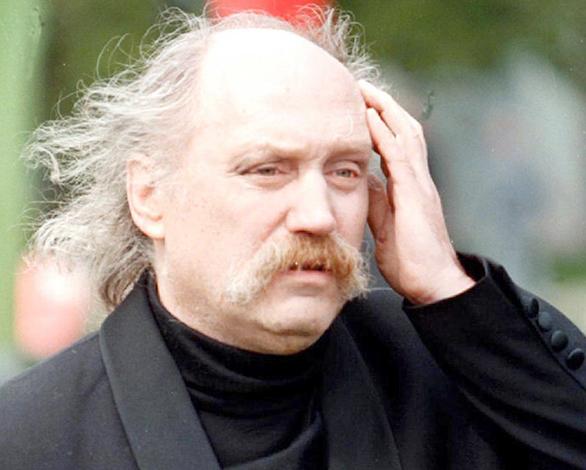 Владимир Мулявин в последние годы жизни